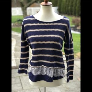 Sweater made by cb